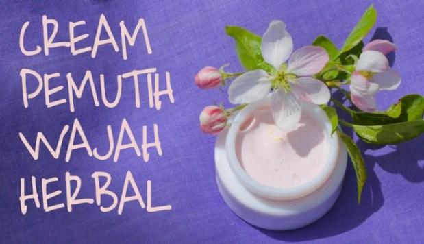 Review 45 Merk Cream Pemutih Wajah Terbaik 2018 Resmi Bpom Look